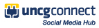 UNCG Connect Social Media Hub